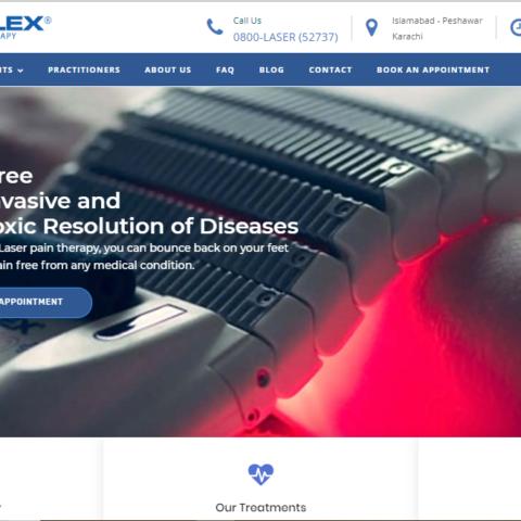 BioFlex Website